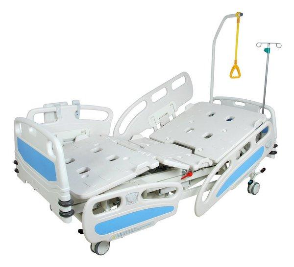 Кровать с электроприводом Belberg 2-074, 7 функц. ПЛАСТИК (без матраса)