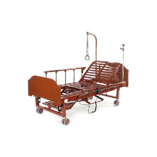 Кровать с электроприводом Belberg 2-2128Н-10, Венге (без матраса+столик), с туалетным устр.