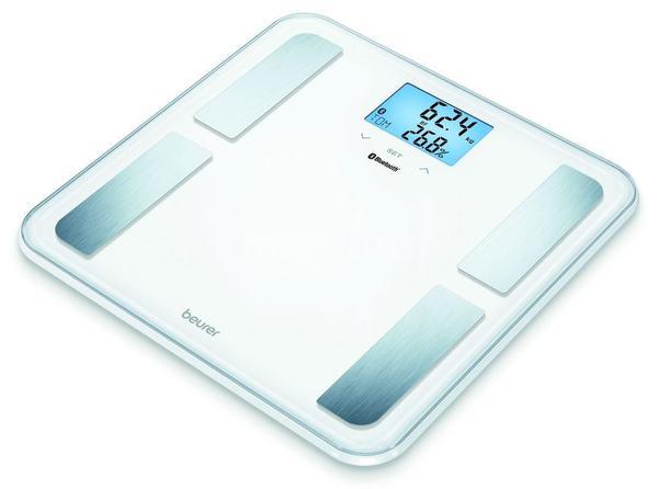 Весы диагностические BEURER BF850 white
