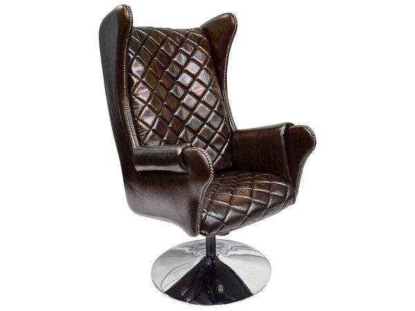 Массажное кресло-качалка EGO Balance EG-2003  ELITE Standart, цвет бордо, антрацит, шампань
