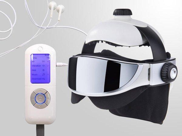 Массажер для головы и глаз HANSUN FC-8516A (FC8516A)