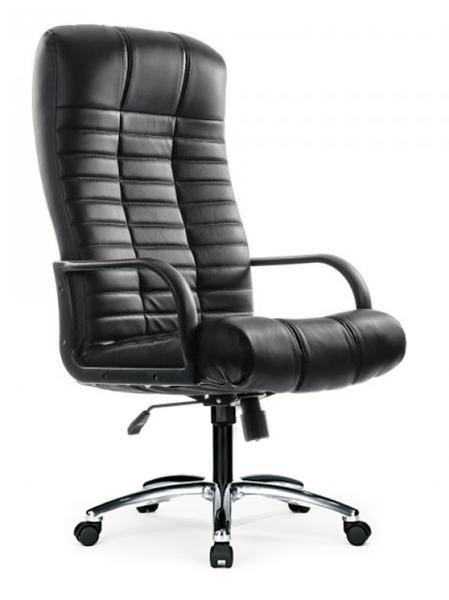Офисное массажное кресло ZENET ZET 1100 черное