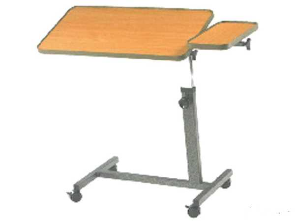 Столик для инвалидной коляски и кровати с поворотной столешницей LY-600-021