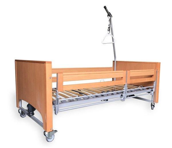 Кровать функциональная электрическая Vermeiren LUNA (с раздельными боковинами)