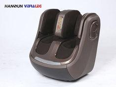 Массажер ног HANSUN VIBROLEG FC1001V коричневый