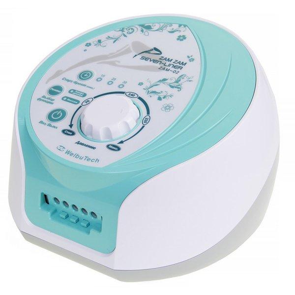 Аппарат для прессотерапии Seven Liner ZAM-02 ПОЛНЫЙ, XL (аппарат + ноги + рука + пояс)