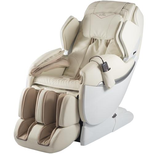 Массажное кресло Casada AlphaSonic (Кремовый) (CMS-476-H)