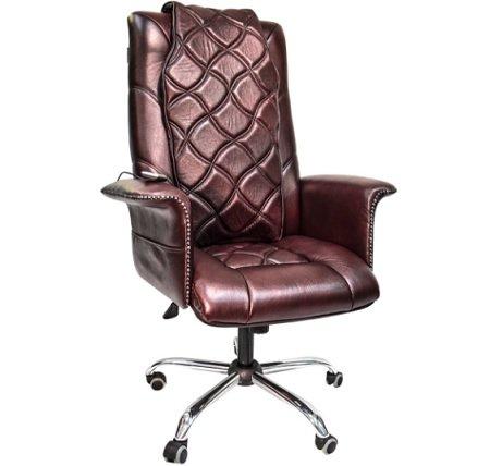 Офисное массажное кресло EGO PRIME EG1003 комплектация ELITE/PREMIUM