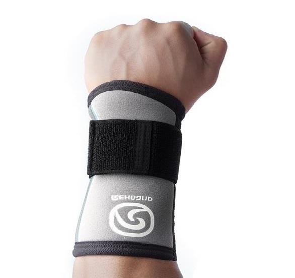 Ортез Rehband лучезапястный (силовые виды спорта) (S, M, L, XL) для левой руки