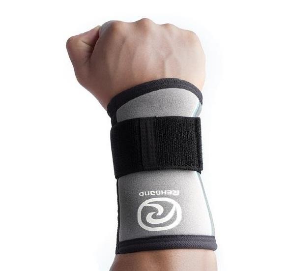 Ортез Rehband лучезапястный (силовые виды спорта) (S, M, L, XL) для правой руки