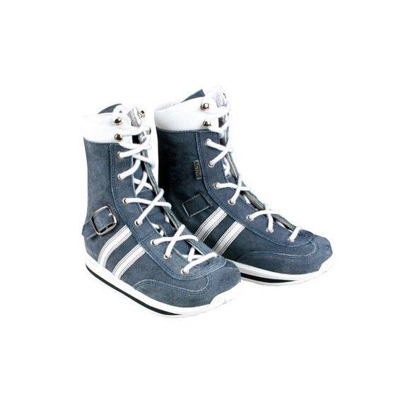 d1992d046 Ортопедическая обувь для детей (ДЦП) MEMO модель SPRINT ботинки синий